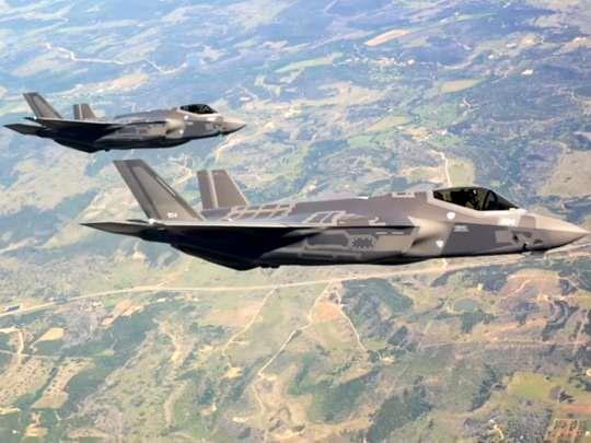 Военно-воздушные силы Армии обороны Израиля (ЦАХАЛ) получили от США еще два многофункциональных истребителя пятого поколения F-35i Adir.