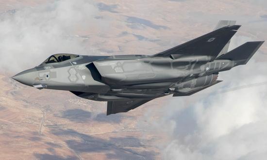 "The Israeli F-35I ""Adir"""