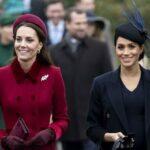 Елизавета II заставила Кейт Миддлтон и Меган Маркл помириться к Рождеству