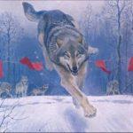 Почему волки, не убегают за флажки?