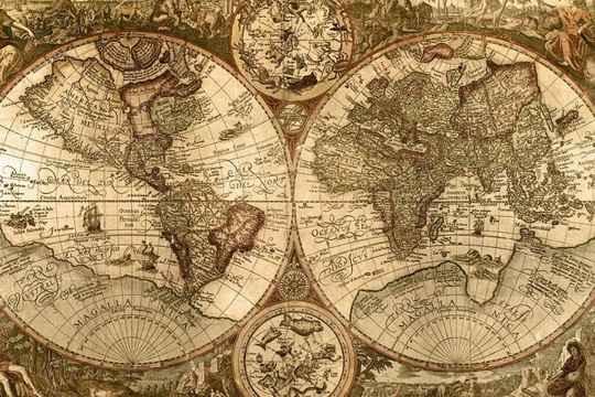 Первыми мореплавателями из Европы, появившимися у берегов Америки, причем на 500 лет раньше Колумба, стали скандинавские викинги из Гренландии — Эйрик Рыжий и его сын Лейф Эйрикссон…