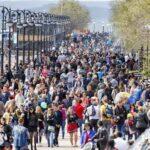 Население России сократится впервые за 10 лет