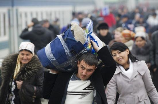 Что случилось с притоком мигрантов