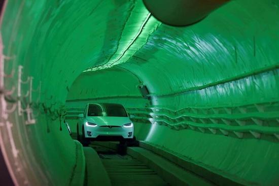 На следующем этапе освоения подземного пространства Boring Company может построить туннели в Сан-Франциско или Техасе.