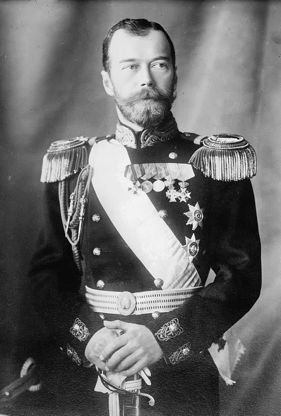 Николай II не считался царём всея Руси