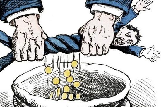 Ну, а если учесть, что зарплаты в России растут медленнее налогов, то будущее вырисовывается не таким уж и лучезарным.