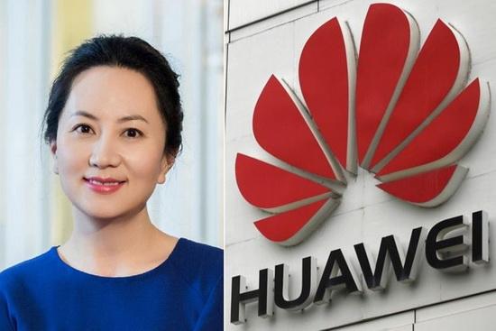 В чем подозревают финдиректора Huawei?