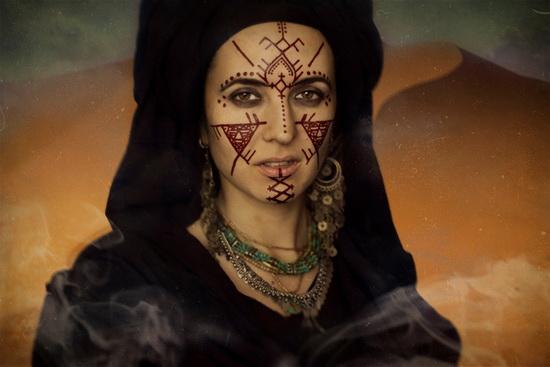 Женщины берберы (Магреб)