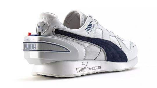 """Производитель спорттоваров Puma вернет в продажу обновленные """"умные"""" кроссовки RS-Computer 1986, вышедшие более 30 лет."""