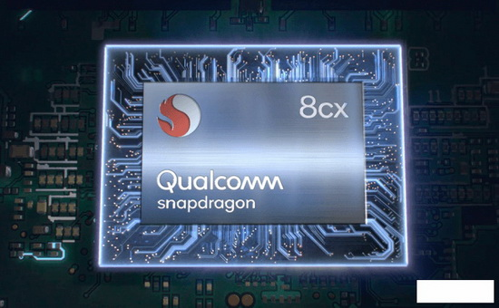 8cx является первым на рынке 7-нм чипом для компьютеров и первым под брендом Snapdragon, построенным исключительно для Windows