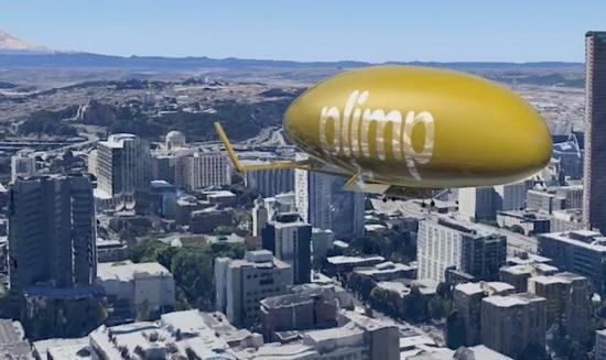 Идея такого летающего агрегата пришла в голову Джеймсу Игану в детстве, когда он запускал воздушные шары и модели самолетов из фанеры.