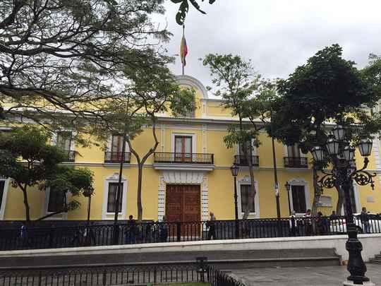 Министерство иностранных дел Венесуэлы считает, что правительства 11 латиноамериканских стран по указанию США пытаются дестабилизировать политическую ситуацию в Боливарианской Республике