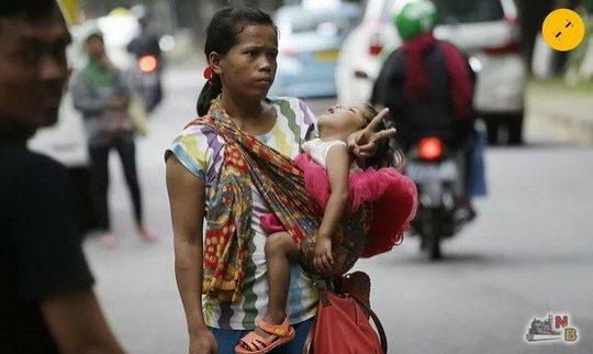 Столица Индонезии Джакарта — один из самых проблемных городов мира по интенсивности дорожных пробок.