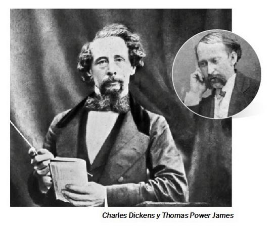 Как Чарльз Диккенс написал роман после своей смерти