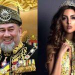 Женившийся на «Мисс Москва» король Малайзии отрекся от престола