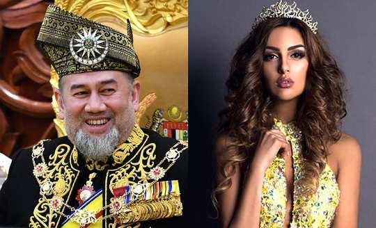 49-летний король Малайзии Мухаммад V отрекся от престола, решение уже в ступило в силу.