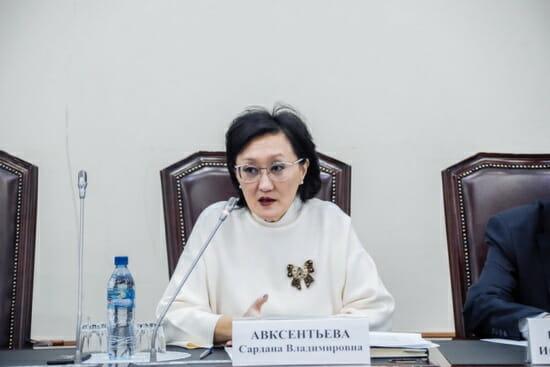 Победив на выборах в сентябре 2018 года, Авксентьева: