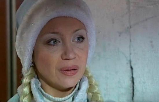 В 2007 г. вышло 3 фильма, в которых актрисы сыграли подобные роли – не саму сказочную героиню, а театральных актрис, примеряющих на себя этот образ в новогодние праздники.
