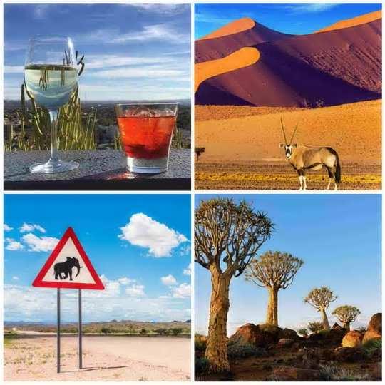 Что такое Новый год? Снег, ёлка, Дед Мороз... А если живёшь в Африке, где просто нет зимы – что делать?