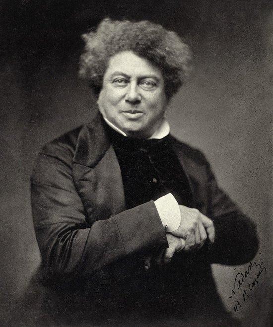 Александр Дюма – старший