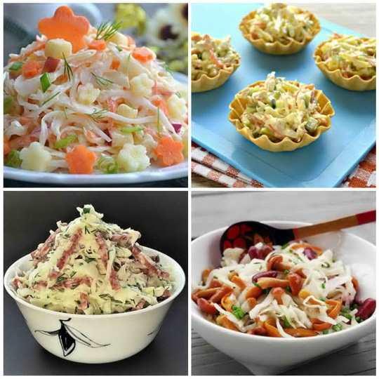 Капуста – второй по популярности овощ после любимой картошечки.