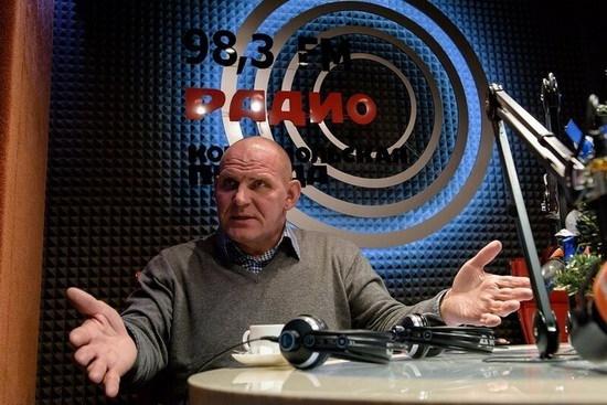 """14 января Карелин давал интервью радио """"Комсомольская правда""""."""