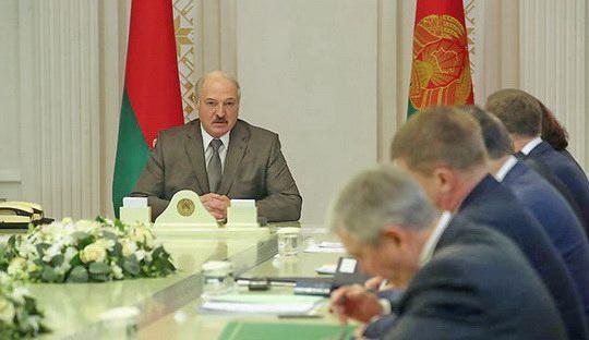 Соответствующую задачу, Лукашенко поставил на совещании в Минске.