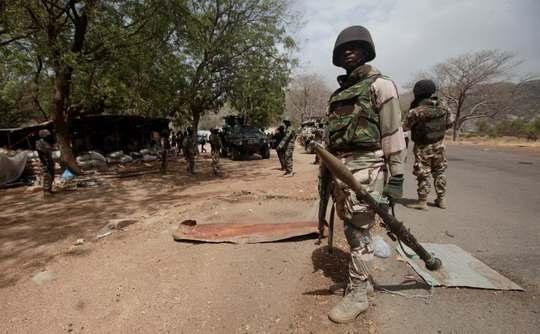 Боевики подразделения террористической группировки в Нигерии захватили город Ранн, выбив оттуда армию