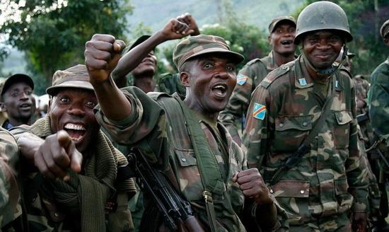 ДРК - одна из самых нестабильных стран Африки. 1