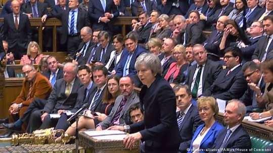 Нижняя палата британского парламента (Палата общин) во вторник, 15 января, отклонила соглашение о выходе Великобритании из Евросоюза.