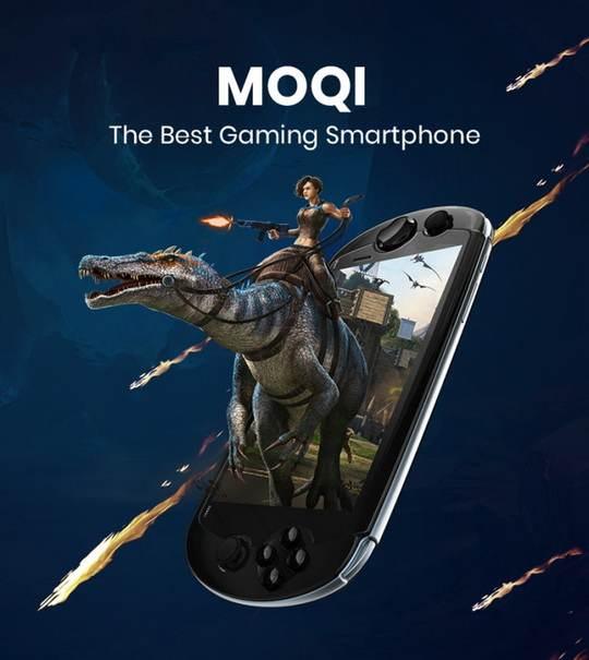 MOQI оснастили сенсорным экраном с диагональю в 6 дюймов, разрешением Full HD и защищённым стеклом Gorilla Glass 3