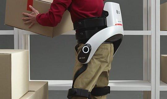 CLOi SuitBot дебютировал в прошлом году на технической выставке IFA в Берлине.