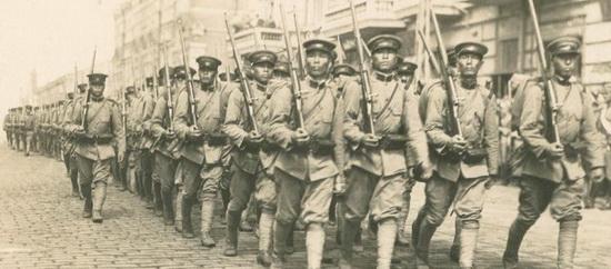 Корея под властью Японии