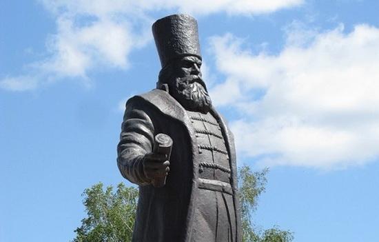Михаилу Воротынскому в посёлке Воротынец