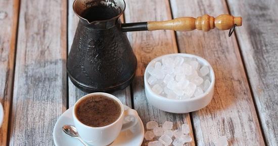 Правила варки кофе
