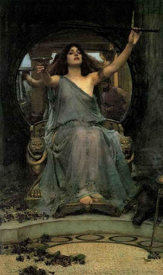 Её имя – Цирцея, и она считалась одной из немногих богинь, которым по плечу было самое сложное искусство – магия.