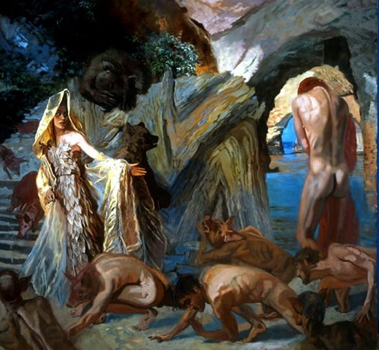 О легендарной колдунье Цирцее (ещё один вариант имени – Кирка) с древности ходило немало мифов.