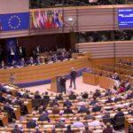Европарламент проголосовал за признание Хуана Гуайдо легитимным президентом Венесуэлы