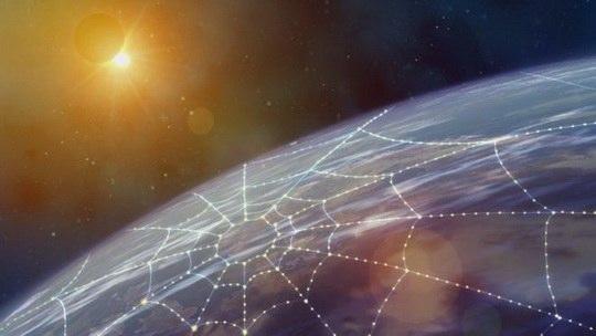 Китайские ученые ведут разработку орбитальной электростанции, которая будет собирать солнечную энергию прямо в космосе и передавать ее на Землю при помощи лазера.