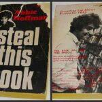Какой совет в заголовке книги Эбби Хофмана вынудил магазины отказаться от её продажи?