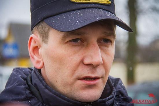 Представитель Следственного комитета Сергей Кабакович