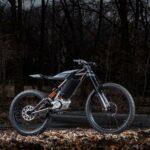 Harley Davidson представил электрические скутер и мопед