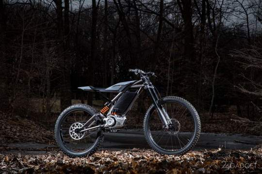 Harley Davidson официально представил два новых прототипа — электровелосипеда и электромопеда.