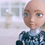 У робота Софии, появилась младшая сестра