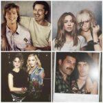 Известные актеры в молодости и сейчас (фото)