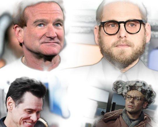 Эти звезды кино зарекомендовали себя, как одни из лучших комедийных актеров.