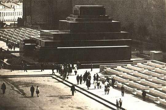 19 марта 1934 года состоялось первое, как считается, покушение на покоящееся в Мавзолее тело Владимира Ленина.