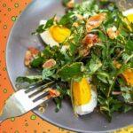 5 вкусных салатов с яйцами
