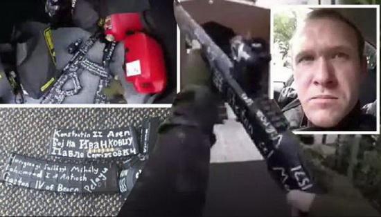 Убивший 52 человека в новозеландском Крайстчерче стрелок Брентон Таррант написал о себе