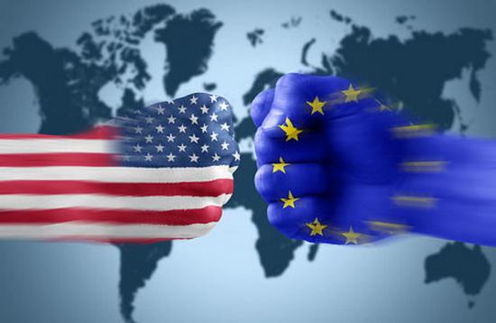 История ведения переговоров о торговой сделке между США и ЕС